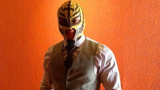 Rey Mysterio Is Officially Returning To AAA, Where He'll Team With Two Other Ex-WWE Stars