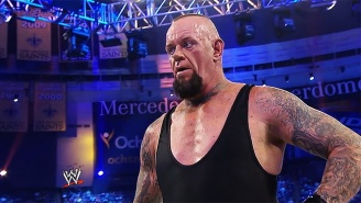Undertaker Is Looking Much Better Than He Did At Last Year's 'Mania In His Latest Photos