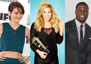 10 things to watch for at the 2015 MTV Movie Awards: Avengers, Amy Schumer, Kevin Hart