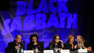 Black Sabbath Spent More Money On Cocaine In 1972 Than Most People Make In A Year Now