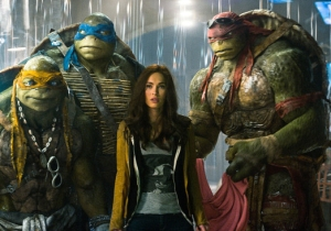 Michael Bay Teases The Vehicles Of 'Teenage Mutant Ninja Turtles 2' With Some Images On Twitter