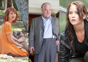 Why 2012 Was the Best Year in Film History
