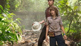If You Like Kids In Peril, You Will Really Like This 'Jurassic World' Clip