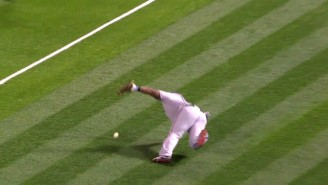 Nobody Belly Flops Quite Like Prince Fielder
