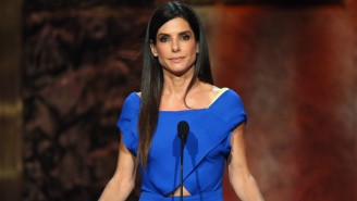 Listen To The Scary 911 Call Sandra Bullock Made As A Stalker Was Prowling Inside Her Home