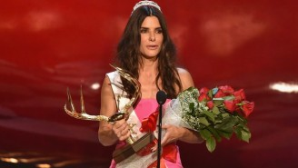Sandra Bullock Is Named People's 'Most Beautiful Woman' For 2015