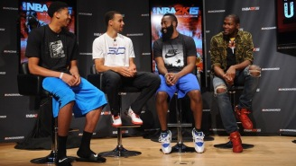 James Harden Thinks He Has 'The Edge' Over Stephen Curry For MVP