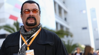 From Fab To Flab: A Brief History Of Steven Seagal's Body Transformation