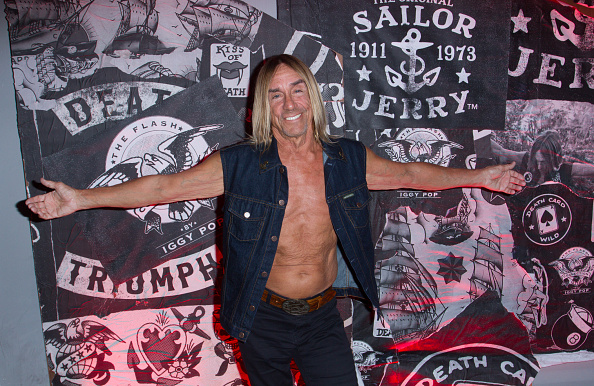 Sailor Jerry Launches The Flash Collection By Iggy Pop