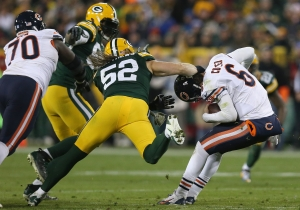 The NFL Wants You To Spend Your Thanksgiving Night Watching Jay Cutler Lose