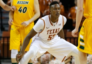 Draft Lottery Hopeful Myles Turner On Why He's 'Not A Big Analytics Guy,' And More