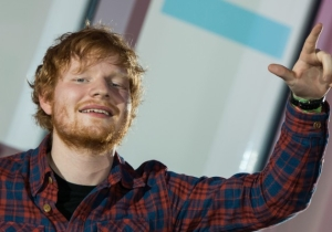 Ed Sheeran Said His Family Gets 'C*ck-Blocked' By His Music At The Billboard Music Awards