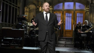 Louis C.K. Is Hosting The Season Finale Of 'SNL' With Musical Guest Rihanna