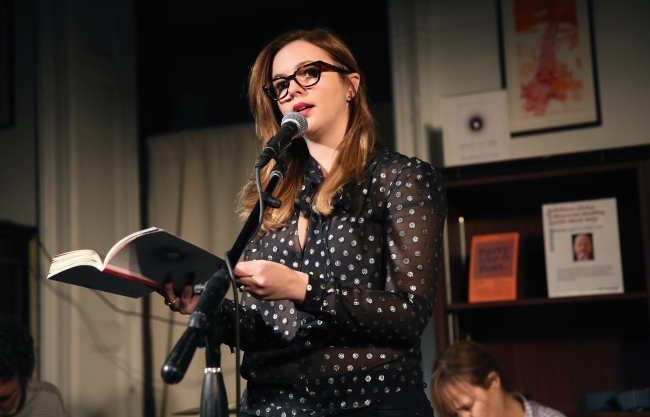 "Amber Tamblyn ""Dark Sparkler"" Book Release Party"