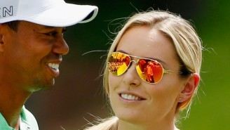 Tiger Woods Hasn't Slept In Three Days After Lindsey Vonn Breakup