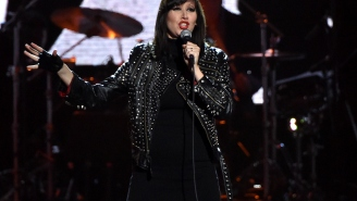 Yeah Yeah Yeahs' Karen O Is Pregnant With The World's Coolest Baby