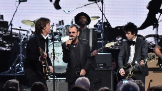 Watch Green Day, Joan Jett, And Ringo Starr Accept Their Rock And Roll Hall Of Fame Inductions