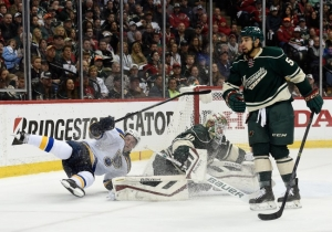 Watch These Two Sensational Goals From Wednesday Night's NHL Playoff Action