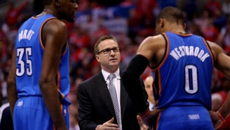 The Oklahoma City Thunder Have Fired Coach Scott Brooks