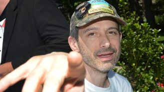 Ad-Rock From The Beastie Boys Wants To Play Daryl's Friend On 'The Walking Dead'