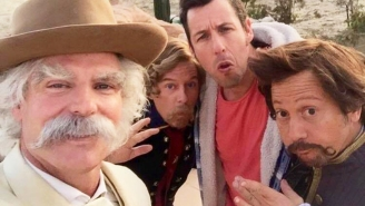 Outrage Watch: Adam Sandler's 'Ridiculous 6' slammed as 'a total disgrace' – and not for the reasons you'd expect