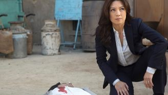 Review: 'Marvel's Agents of SHIELD' – 'Melinda': Here comes the Cavalry