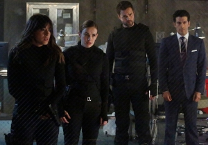 Is 'Agents of SHIELD' going back to being a puppet of the Marvel movies?