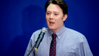 Clay Aiken Talked About Dating On Facebook And That Seth MacFarlane Is His Celebrity Crush