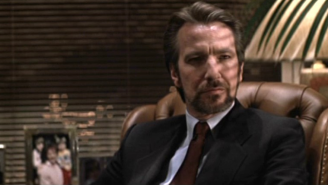 Alan Rickman Almost Turned Down The Role Of Hans Gruber In 'Die Hard'