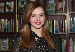 Amber Tamblyn On Her Poetry Book And The Deaths Of Brittany Murphy, Marilyn Monroe, And Lindsay Lohan