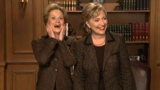 Ranking every 'SNL' Hillary Clinton impression