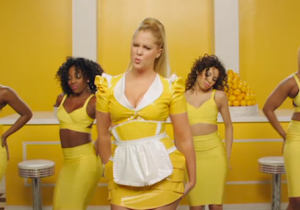 There's A Whole Lotta Booty Shaking Going On In Amy Schumer's 'Milk Milk Lemonade' Music Video