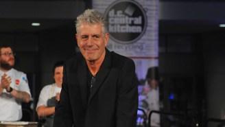 Anthony Bourdain's International Food Market In New York City Will Be Inspired By 'Blade Runner'