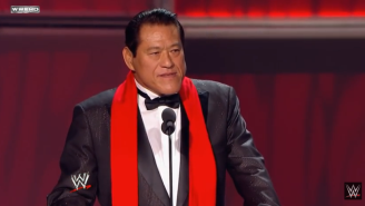 Antonio Inoki Asked Japanese Defense Forces If They'd Ever Seen Aliens