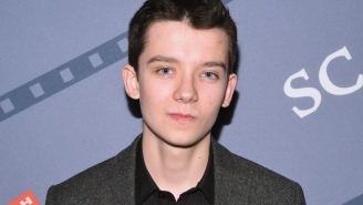 Asa Butterfield Is Rumored To Be Marvel's Top Pick For The New 'Spider-Man' Movie