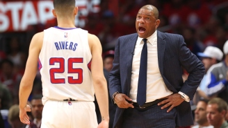 Doc Rivers Is Proud Of His Son Austin For His Game 4 Breakout, But Can It Continue?