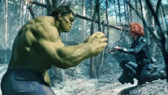 Hulk And Black Widow Share A Moment In Two New 'Avengers: Age Of Ultron' Clips