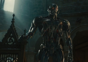 Ultron Meets The Twins In The Latest 'Avengers: Age Of Ultron' Clip