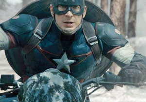 Captain America Gets Sassy In New 'Avengers: Age Of Ultron' Clips And Pictures