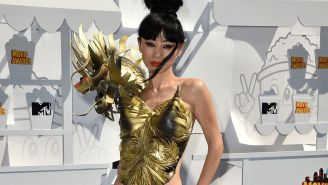 Bai Ling's 'Game of Thrones' dress will scorch you