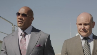 The Rock Is All About Deals And Dollars In The First Trailer For HBO's 'Ballers'
