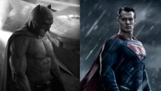 BREAKING: Zack Snyder Just Posted The Actual Trailer For The New 'Batman V Superman' Film