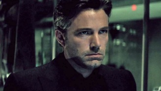 Get A Load Of Ben Affleck's Batsuit In 'Batman V Superman: Dawn Of Justice'