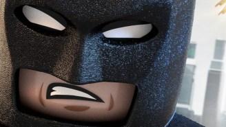 Batman totally stole LEGO Batman's look in the 'Batman v Superman' trailer