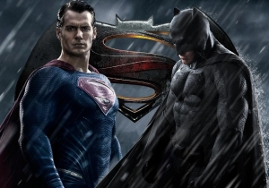 WATCH: The 'Batman V Superman: Dawn Of Justice' Trailer Swoops In Early!