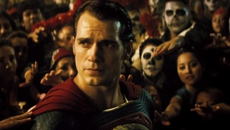 First 'Batman v Superman' trailer goes dark and moody in a big way