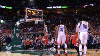 Jerryd Bayless Hits Game-Winning Layup Over Derrick Rose To Save Bucks' Season