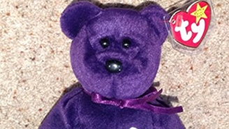 So That Super Rare Beanie Baby Is Actually Worthless After All