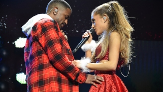 Big Sean Wanted To Give Ariana Grande the 'D', But Her Father Shut Him Down With One Instagram Comment