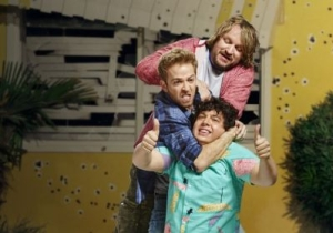 Binge On The First Three Episodes Of Comedy Central's 'Big Time In Hollywood, FL' Right Here